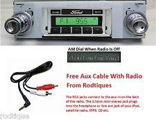 1963-1964 Ford Galaxie Radio iPod Dock USB + 300 Watt Stereo 630 II **