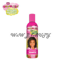 African Pride Dream Kids Olive Miracle Detangling Moisturizing Shampoo 12oz