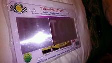 Clear Camera Cover License Plate Photo LPR , Laser, Toll & UV Shield