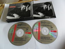 BILLY JOEL - Greatest Hits Vol. 1 & Vol. 2 (2CD FAT BOX 1985) AUSTRIA  Pressing
