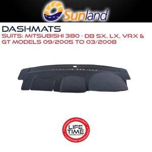 Sunland Dashmat Fits Mitsubishi 380 DB 09/2005-03/2008 SX LX VRX/GT Models
