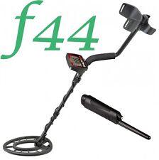 Metal Detector Fisher F44 BILANCIAMENTO AUTOMATICO E MANUALE + PINPOINTER