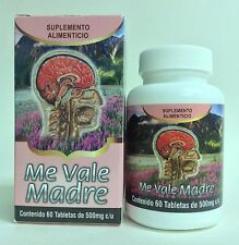 ME VALE MADRE 60 TABLETAS MIGRANA - NATURAL MIGRAINE/STRESS RELIEF 60 TABS