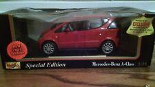 #174 - Maisto Special Edition New 2001 Version Mercedes-Benz A-Class