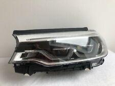 Bmw 5er G30 G31 Frontscheinwerfer Scheinwerfer links Voll LED 7214961 Original
