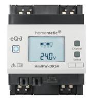 Homematic IP Wired Schaltaktor - 4-fach   eQ-3   HmIPW-DRS4