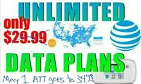 Unlimited Hotspot data. For RV's, Truckers and Rural areas