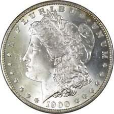 1900 O $1 Morgan Silver Dollar Us Coin Bu Choice Uncirculated Mint State