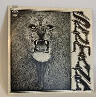 "Santana - Self Titled Album 12"" Vinyl LP Record 1969 Columbia CS 9781"