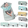 Baby Change Mat 100% Waterproof Reusable Nappy Diaper Changing Pad Pram Bag