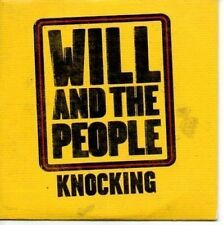(AS613) Will & The People, Knocking - DJ CD