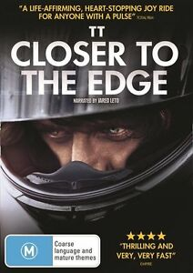 TT Closer To The Edge DVD New Sealed - Free Post - Region 4