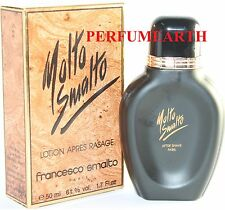 MOLTO SMALTO AFTER SHAVE LOTION 1.7 OZ BY FRANCESCO SMALTO & NEW IN A BOX