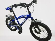 vélo enfant bleu état quasi neuf occasion
