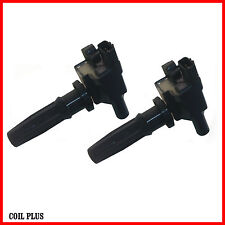 Set of 2 Ignition Coil for Hyundai Santa FE 2.4L Sonata 2.0L Kia Optima Sorento