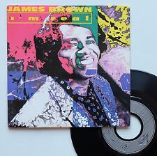 """Vinyle 45T James Brown  """"I'm real"""""""