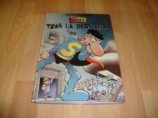 MAGOS DEL HUMOR SUPER LOPEZ TRAS LA PERSIANA COMIC NUM. 104 AÑO 2005 EDICIONES B