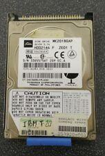 """Compaq 253920-001 (MK2018GAP) 20GB 4200 RPM 2.5"""" IDE Hard Disk Drive"""