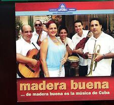 Madera Buena / Es La Musica De Cuba