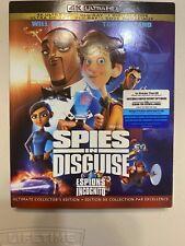 Spies In Disguise (4K Ultra HD + Blu-ray + Digital, Bilingual) Includes Slip