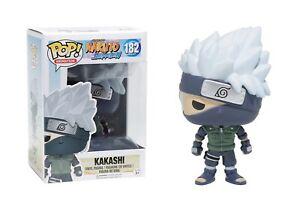 Funko Pop Animation: Naruto Shippuden - Kakashi Vinyl Figure #12450