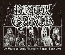 [CD] BLACK EARTH 20 YEARS OF DARK INSANITY:TOUR 2016DVD + 2CD