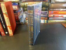 Easton Press DEVIL IN A BLUE DRESS, Walter Mosley, Signed, NEW/SEALED, Leather