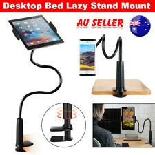 360° Flexible Lazy Tablet Holder iPad Mini Stand Adjustable Clamp Clip Black
