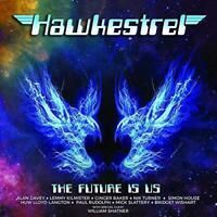 Hawkestrel - The Future Is Us (NEW CD)