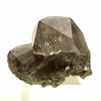 Quartz Smokey 404.0 Ct. Solid of / the Mont-Blanc, Haute-Savoie, France