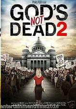 Gods Not Dead 2 (DVD 2016) BRAND NEW PRE-ORDER 08/16/16 DRAMA SEALED WIDESCREEN
