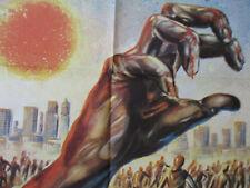 Zombi Zombie 2 Lucio Fulci Foreign Vintage Turkish Movie Poster Vintage 1979
