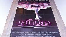 LE BLOB  ! affiche cinema horreur gore