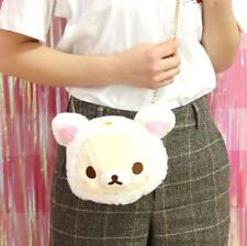 Cute Rilakkuma San X Bear Messenger Bag Doll Bag Shoulder Bag Satchel Plush Bag