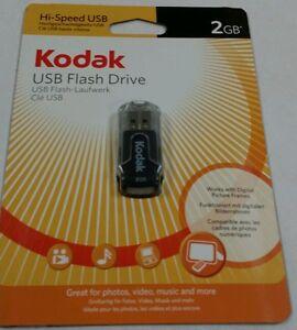 New KODAK 2GB USB 2.0 Flash drive tajima swf jump fly