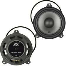 ESX VS165W Bass für BMW 3 E46 Paar Tiefton Kickbass Auto Car Hifi Lautsprecher