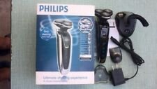 New 3D Philips electric razor RQ1280 charge 3 head metal shell can be washed