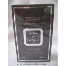 SANTOS DE CARTIER For Men LIGNE VOYAGE AFTER SHAVE 1.6 oz / 50 ML NIB