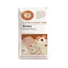 Doves Farm Gluten Free Brown Bread Flour 1kg x 5