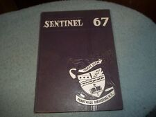 1967 PENNSVILLE HIGH SCHOOL YEARBOOK PENNSVILLE NJ SENTINEL NO NAME OR WRITING!