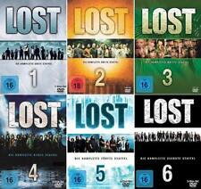 Lost Die komplette Serie alle Staffel 1-6 Box Set Edition 1 2 3 4 5 6 DVDs NEU