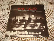 PINK FLOYD London 1966/1967 w/ SYD BARRETT SNAPPER MUSIC LP NEW SEALED FOC