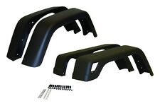 Fender Flare-Kit Front Rear Crown 55254918K7 fits 97-06 Jeep Wrangler