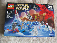 LEGO Star Wars Advent Calendario 75146 con profilo bianco Wookie! NUOVO & OVP