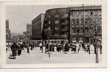 POLOGNE - Poland - Polska - ZABRZE belle carte photo tramway