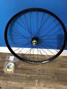 "Hope Fortus 35 27.5"" Rear Wheel, Pro 4 Black Shimano Microspline 12 Speed, 142mm"