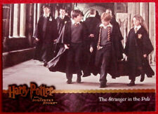 HARRY POTTER - SORCERER'S STONE - Card #072 - STRANGER IN THE PUB - ArtBox 2005