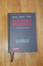 Konzern Bilanzen Baetge Kirsch Thiele 8. Auflage 2009