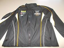 WESTS TIGERS - OFFICIAL NRL TRACKSUIT TOP - SIZE 12 WOMEN - SEE DESC FOR SIZING