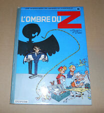 SPIROU «L'Ombre du Z  » T16 EO 1962 Tbe   Rare Franquin